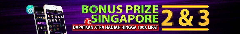 Bonus Prize Singapore