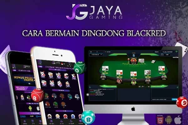 cara bermain dingdong blackred