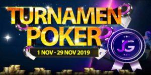 Peringkat Klasemen Turnamen Poker Periode 2 Jayagaming